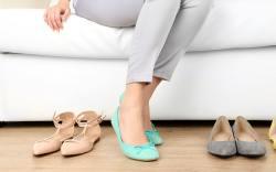 consecuencias de usar zapatos bajos