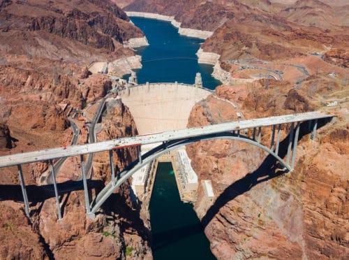 Starpoint Resort Group recomienda un paseo a La presa Hoover