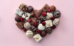receta de chocolates saludables