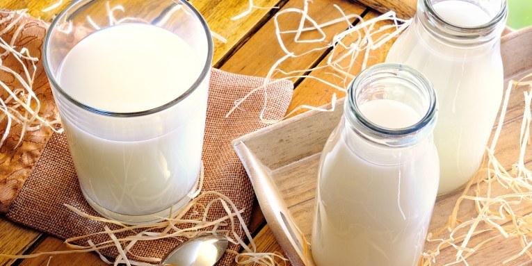 Olvida la leche de vaca, consume leche vegetal