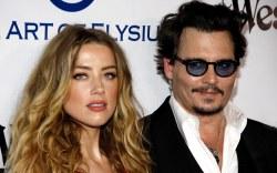 Johnny Deep y Amber Heard se divorcian