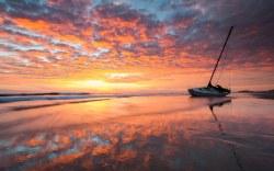 Consienta a su familia con unas vacaciones en Outer Banks