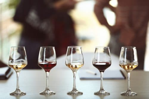 cata de vinos en Mazatlán