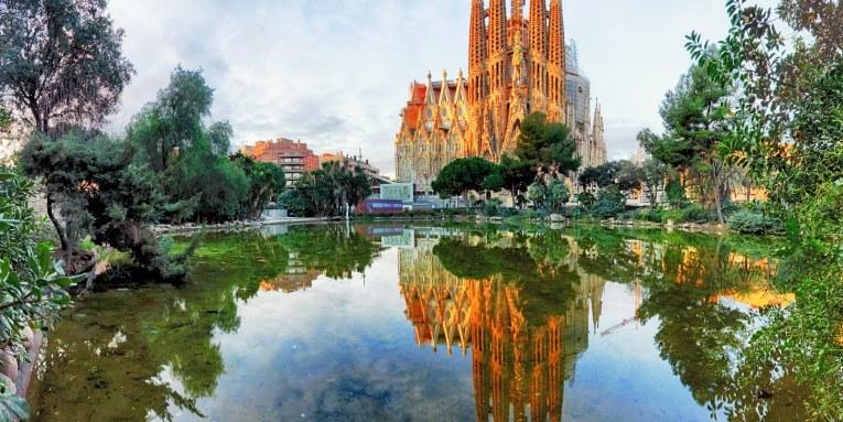 Explorers Travelers Club visita la impresionante ciudad de Barcelona