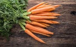 Magníficos beneficios de la Zanahoria