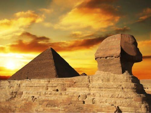 Maravillas del Mundo: Las Grandes Pirámides de Egipto