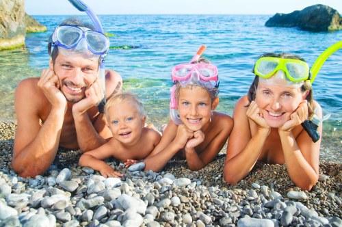 Aventura y Vacaciones Familiares en Cancún