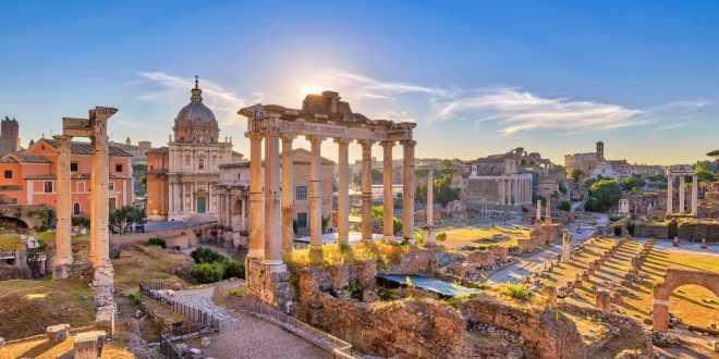 Los Principales Monumentos Históricos De Roma Para Conocer