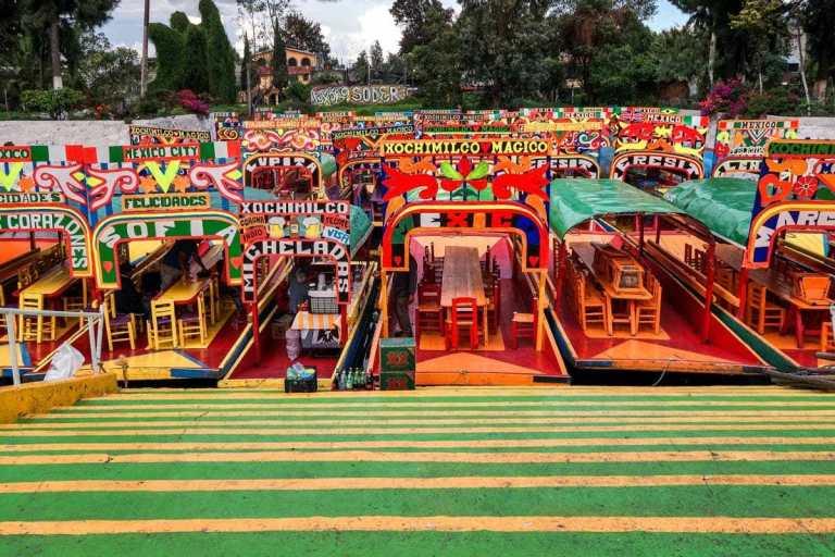 patrimonio cultural de mexico, patrimonio de la unesco de norteamerica, xochimilco, xochimilco turismo,
