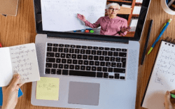 consejos para clases online, tips para clases virtuales, consejos para estudiar virtualmente, clases en línea, herramientas para clases virtuales, recomendaciones para clases on line, sugerencias para un curso virtual