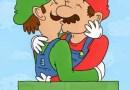 Mario & Luigi NO son Gays (Todo fue una broma)