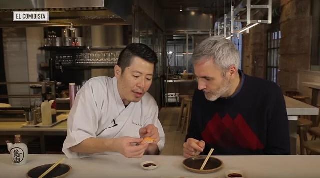 Aprende a comer de manera correcta el Sushi 🍣 - Muy fácil
