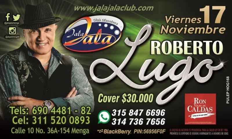 Roberto Lugo En Jala Jala