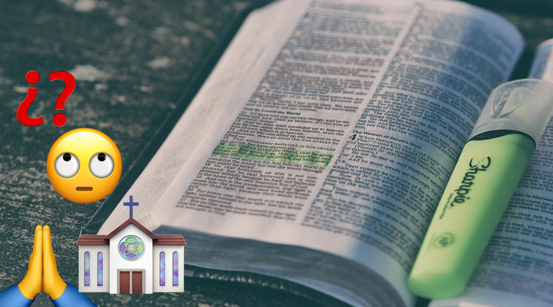 Curiosidades de La Biblia que de seguro no conoces. 🙏🏼📖⛪