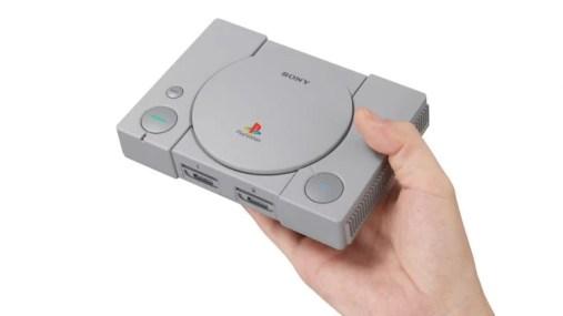 Sony acaba de presentar la PlayStation Classic (5)