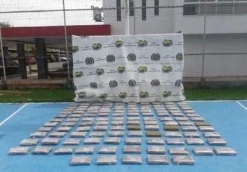 Traficantes intentaban enviar marihuana a Ipiales al interior de la torre de un Pc´s