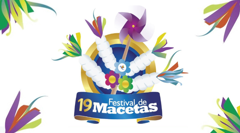 Convocatoria para el diseño del afiche oficial del 19 Festival de Macetas 🍭