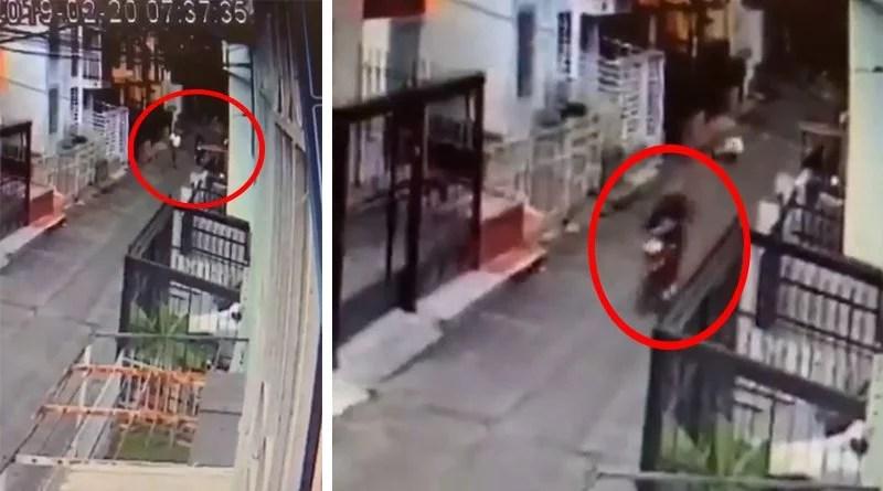 Capturaron al sicario que atento contra la vida del Juez Jorge Ospina en febrero