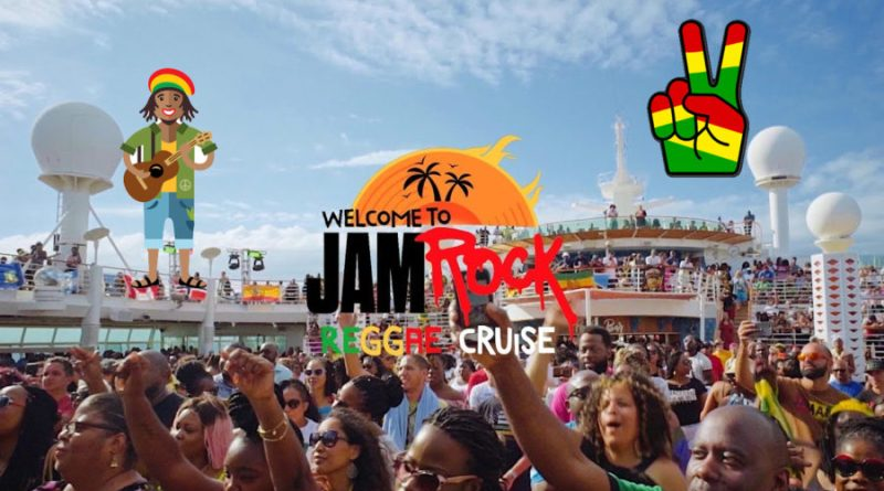 Así serian 5 días de reggae, rastas y las mejoras vibras en un crucero este 2019.