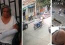 Motociclista atropella a una abuela y su nieto y se da a la fuga