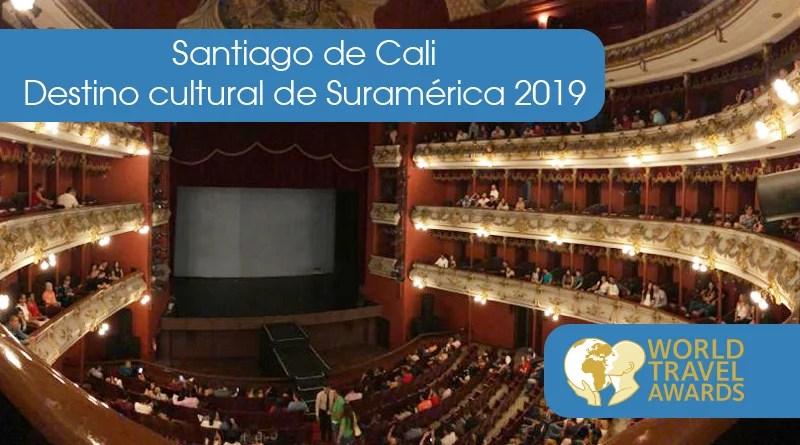"""Santiago de Cali gana el título """"Destino cultural de Suramérica 2019"""" 🗺🥇🎉"""