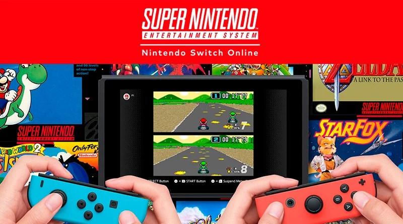 Llegan 20 clásicos de SNES a tu consola Nintendo Switch
