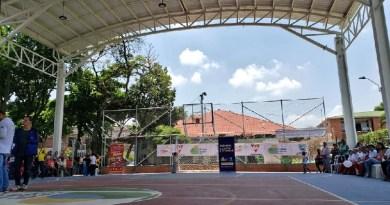 Estos son los barrios que tendrán mejoras en sus escenarios deportivos