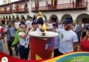 Inicio de los Juegos Nacionales Bolívar 2019
