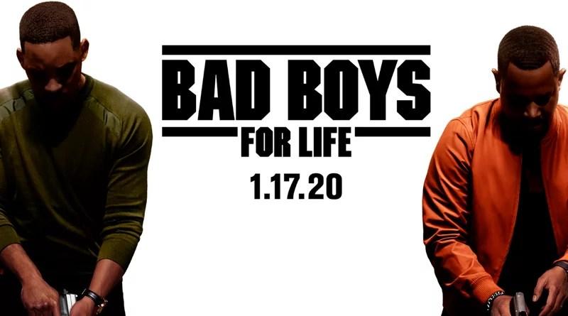 Nuevo trailer de la película de Bad Boys For Life