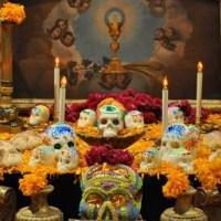Tradiciones en forma de ofrenda