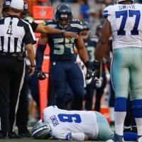 Lesión de Tony Romo, no fue grave