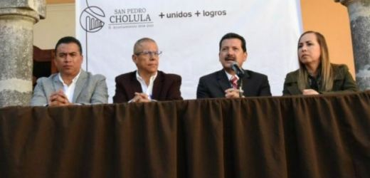 RECUPERA SAN PEDRO CHOLULA MÁS DE 3 MIL TOMAS DE AGUA EN MOMOXPAN