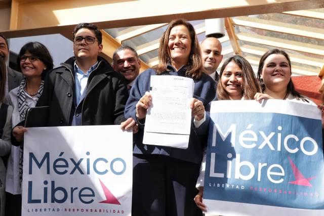 EL INSTITUTO NACIONAL ELECTORAL (INE) NEGÓ EL REGISTRO COMO PARTIDO POLÍTICO A MÉXICO LIBRE