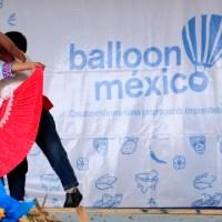 LLEGA BALLOON LATAM A HUEJOTZINGO PARA POTENCIAR EL DESARROLLO SOSTENIBLE DEL MUNICIPIO