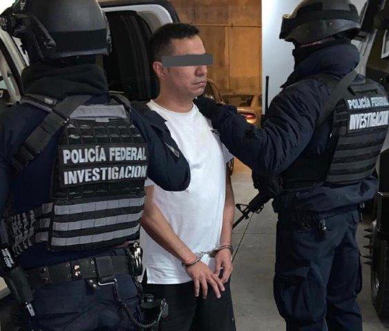 DETIENEN EN PUEBLA A RAYMUNDO ISIDRO CASTRO SALGADO, JEFE DE PLAZA DEL CÁRTEL JALISCO NUEVA GENERACIÓN EN MORELOS