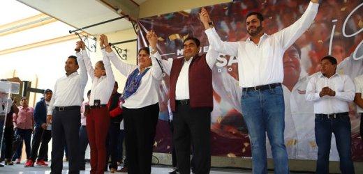 NO SOLAPAREMOS NINGÚN ACTO DE CORRUPCIÓN EN EL ÁMBITO ESTATAL NI EN EL MUNICIPAL: MIGUEL BARBOSA