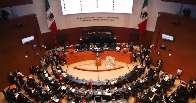 SENADORES APRUEBAN CON 114 VOTOS A FAVOR EL T-MEC; MÉXICO ES EL PRIMER PAÍS EN RATIFICARLO