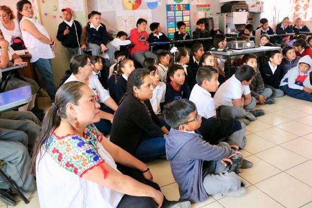 """""""DERECHOS Y JUSTICIA INDÍGENA"""", FOMENTA GARANTÍAS DE NIÑAS, NIÑOS Y ADOLESCENTES DE PUEBLOS ORIGINARIOS: SGG"""