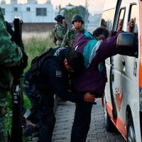 REFUERZA GUARDIA NACIONAL OPERATIVOS EN TRANSPORTE PÚBLICO DE CUAUTLANCINGO