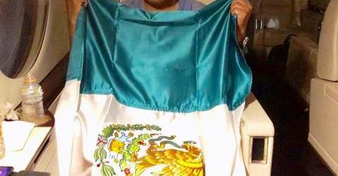 """EVO MORALES DICE ADIÓS A BOLIVIA Y LE AGRADECE A MÉXICO EL ASILO POLÍTICO POR RAZONAS HUMANITARIAS; PROMETE REGRESAR CON """"FUERZA Y ENERGÍA"""""""