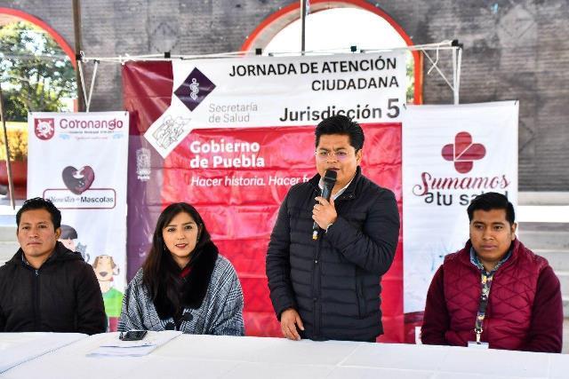 NECESARIO TRABAJAR COORDINADOS ESTADO Y MUNICIPIO EN BENEFICIO DE LA GENTE: ANTONIO TEUTLI