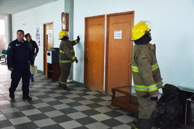 MACROSIMULACRO 2020 EN TEXMELUCAN FORTALECE PROTOCOLOS DE PROTECCIÓN CIVI