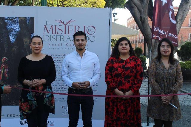 CON MUESTRA FOTOGRÁFICA EN EL ZÓCALO DE LA CIUDAD, ARRANCA 6TO. FESTIVAL DE HUEHUES