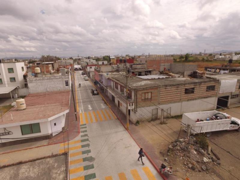 KARINA PÉREZ POPOCA DESTACA DESARROLLO DE SAN ANDRÉS CHOLULA SIN ATROPELLAR SU IDENTIDAD