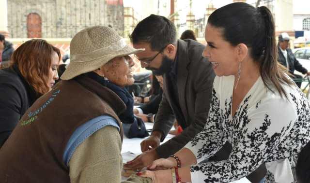 PETICIONES DE HABITANTES DE SAN RAFAEL TLANALAPAN FUERON ESCUCHADAS EN EL MIÉRCOLES CIUDADANO