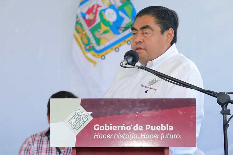 EN PUEBLA, ACTUAMOS CON FIRMEZA Y CLARIDAD ANTE EL COVID-19: MBH
