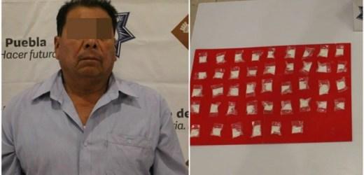 DETIENE POLICÍA ESTATAL A LÍDER CRIMINAL DE CORONANGO
