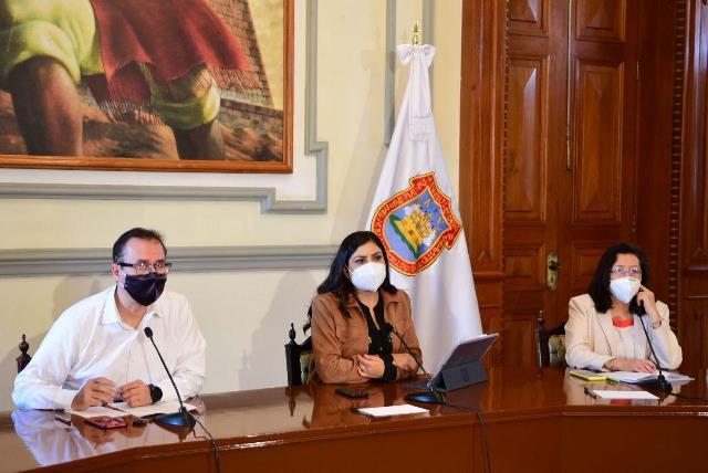 INICIA GOBIERNO DE LA CIUDAD DE PUEBLA HERMANAMIENTO CON LA CIUDAD DE TLAXCALA Y CIUDAD DE MÉXICO