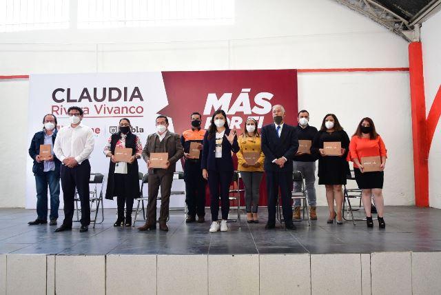 RIVERA VIVANCO REAFIRMA LA CONFIANZA CIUDADANA RINDIENDO CUENTAS EN MÁS JUNTAS AUXILIARES