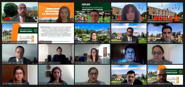 UDLAP ABRE CURSO HERRAMIENTAS Y ESTRATEGIAS PARA LA EDUCACIÓN EN LÍNEA